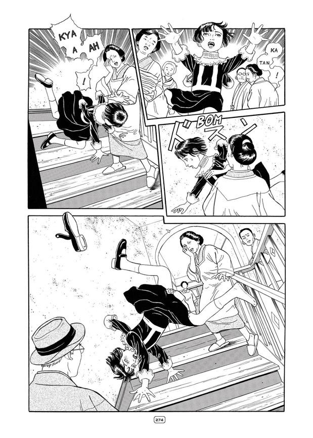 [la bd de la semaine] Tomino la maudite, de Suehiro Maruo: Paradise Circus