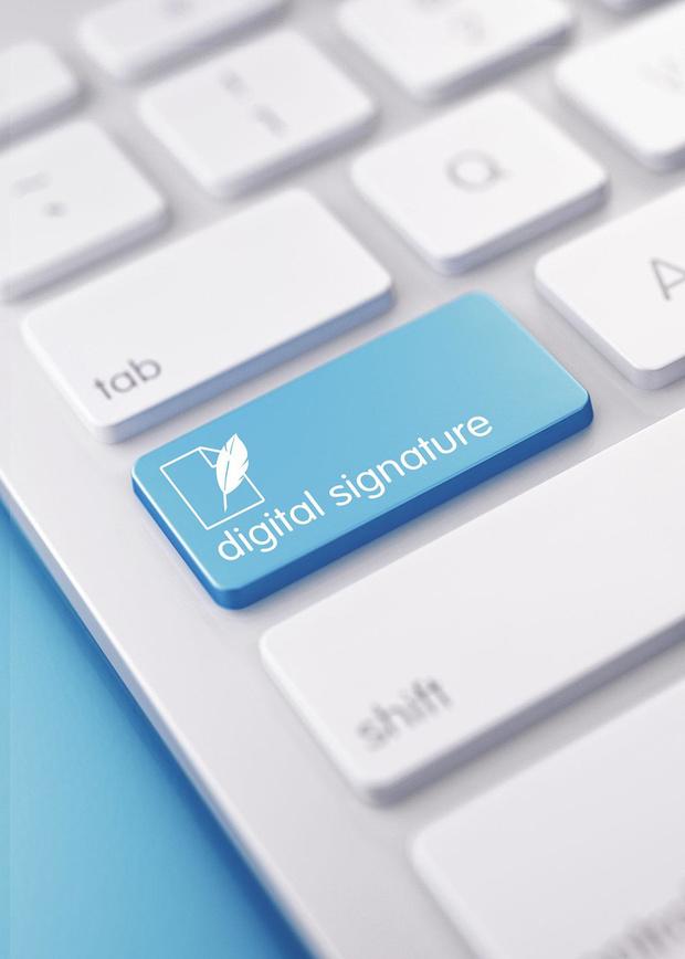 Créer une entreprise sans papier: la signature électronique débarque cet été