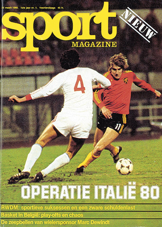 """"""" Lire Sport/Foot Magazine, c'est profiter chaque semaine d'un moment de qualité """""""