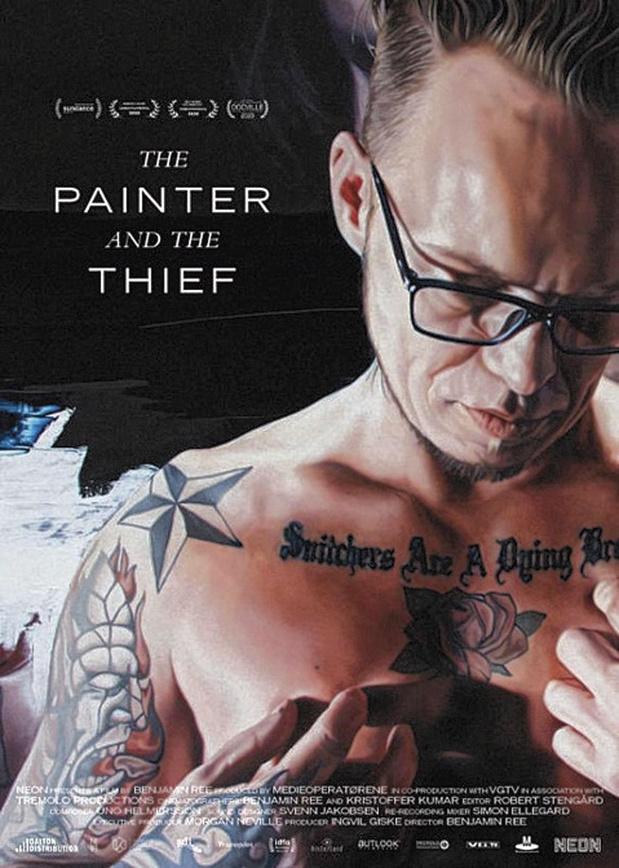 [critique ciné] The Painter and the Thief, un documentaire aussi étonnant qu'émouvant
