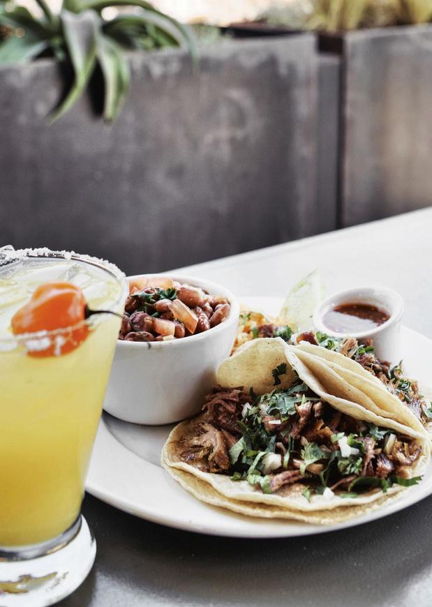 Taco, burrito, Mexico!