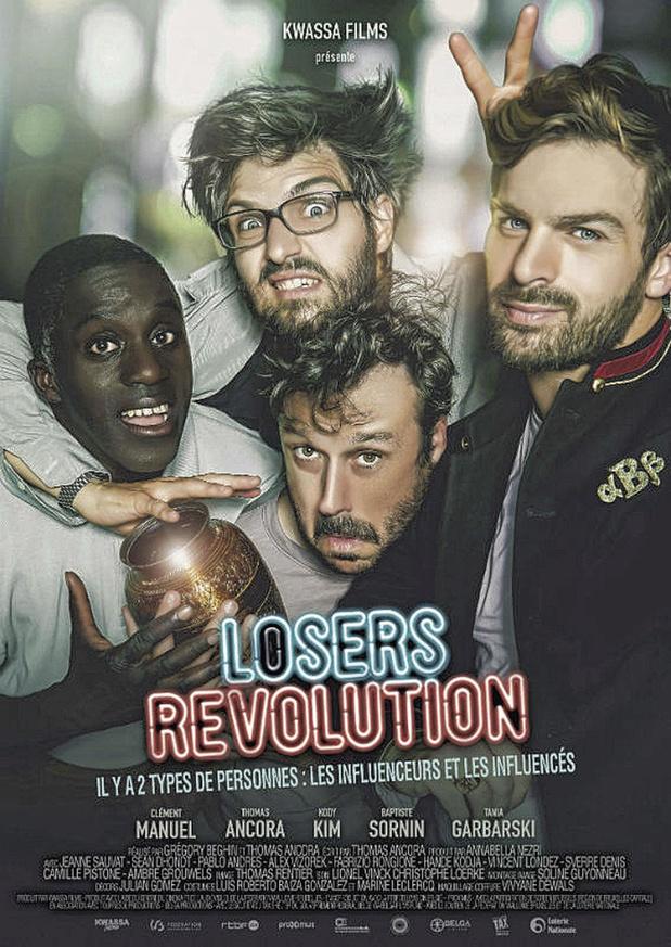 [Critique ciné] Losers Revolution, même pas assez nul pour devenir culte