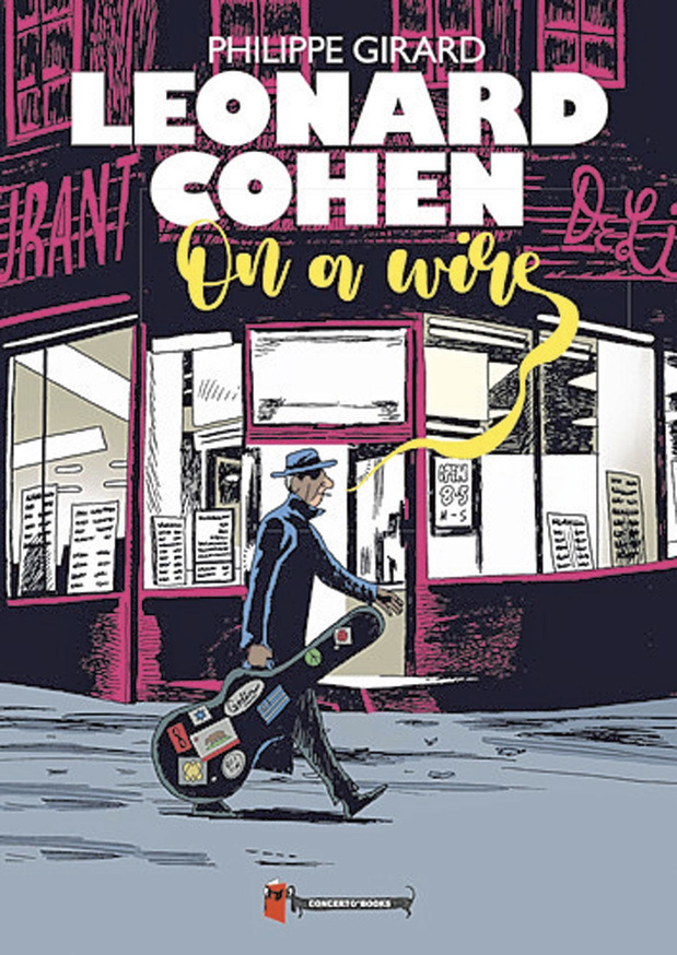 Leonard Cohen - On a Wire