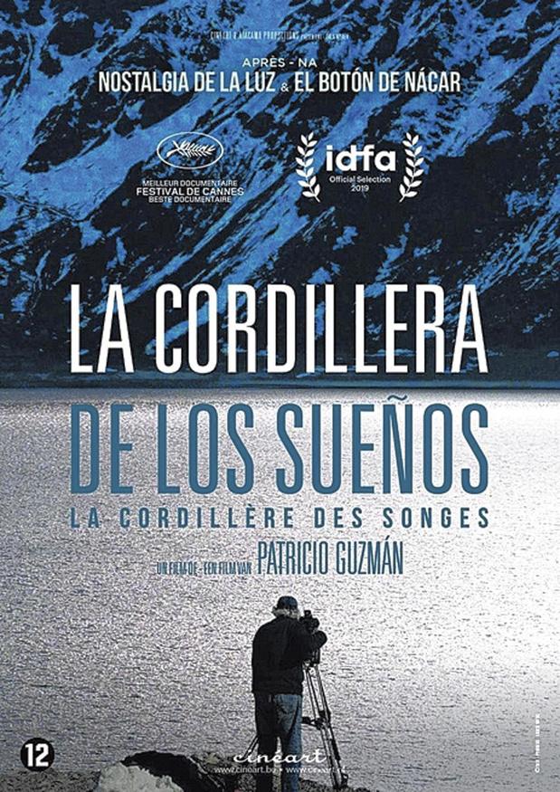 5x dvd La cordillera de los sueños
