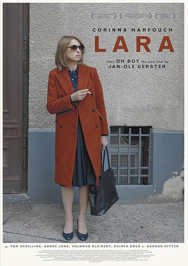 5x dvd - Lara