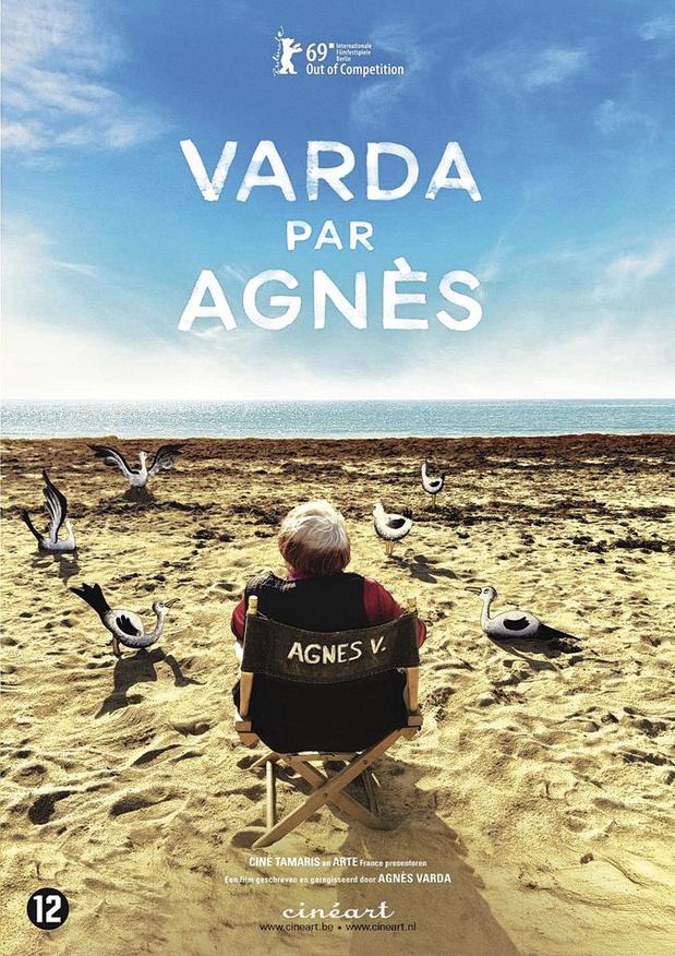5x dvd Varda par Agnès