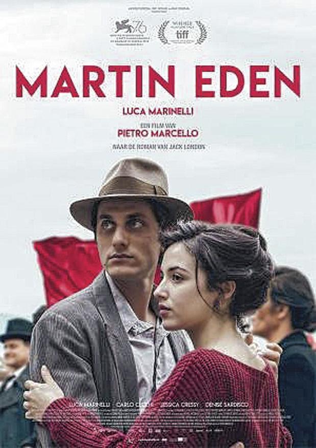 5x dvd Martin Eden