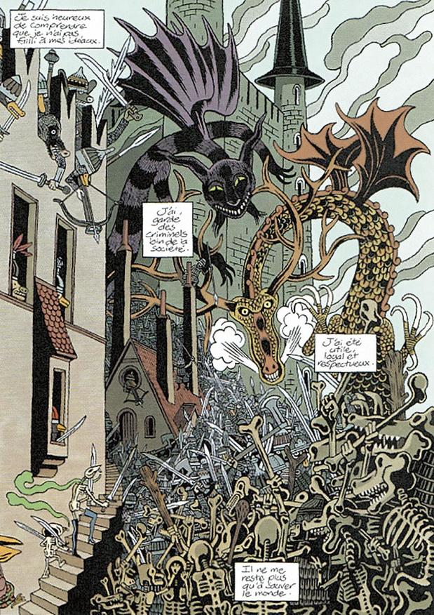 Donjon Monsters - t. 13: Réveille-toi et meurs