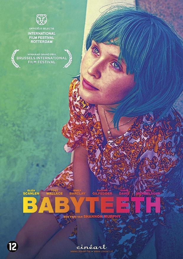 5x dvd Babyteeth