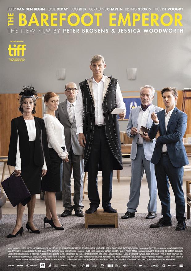 [Critique ciné] The Barefoot Emperor: la paire américano-belge Woodworth/Brosens se fait plaisir