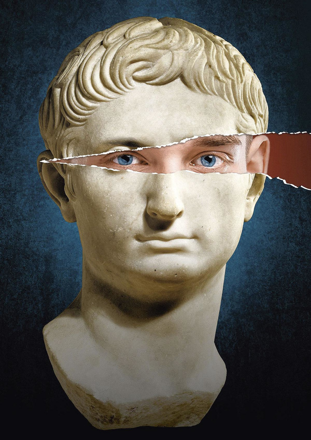 Face-à-face avec les Romains