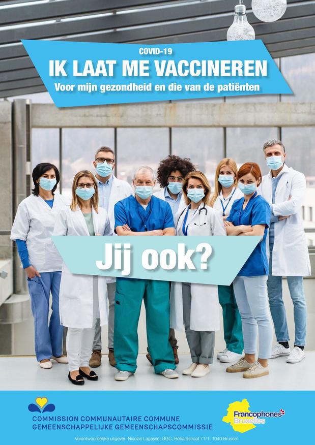 De apotheker is sterke schakel in het vaccinatieverhaal