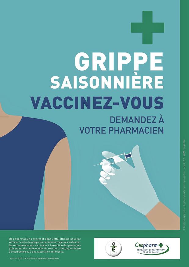 Pharmacien et vaccinateur: défi réussi en France, Suisse et au Canada