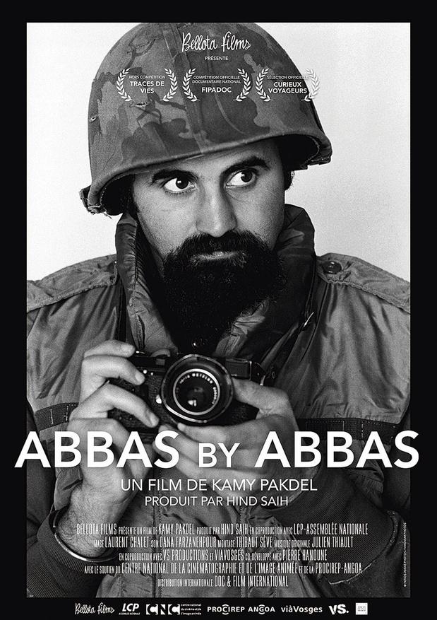 Abbas Attar: fotograaf zonder grenzen