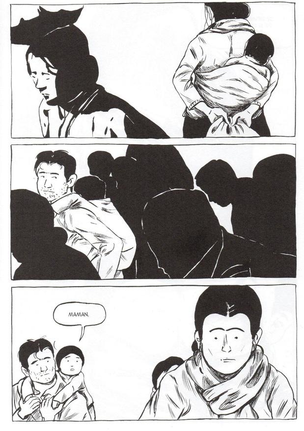 L'Attente. Une famille coréenne brisée par la partition du pays
