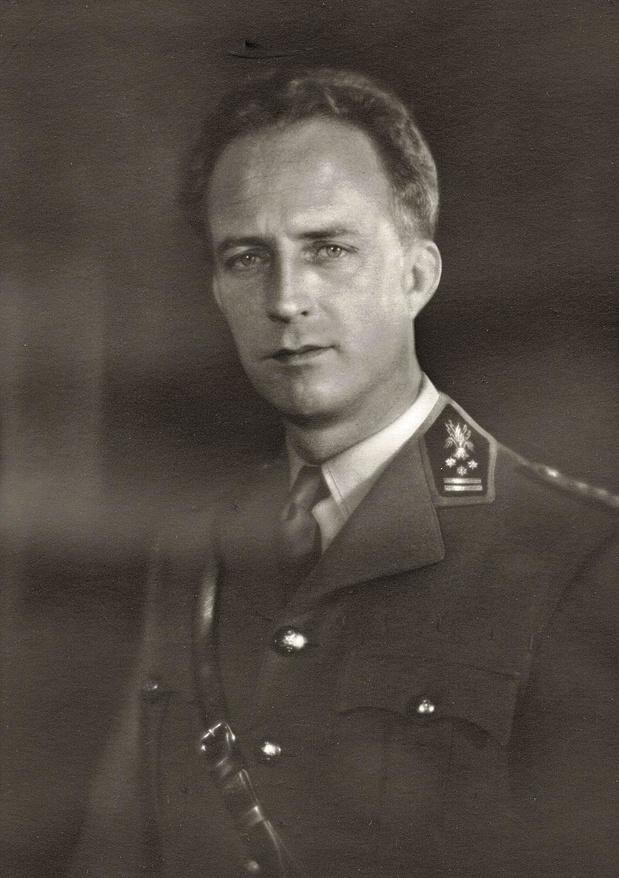 Le 12 juin 1950, Léopold III s'invite chez le pape