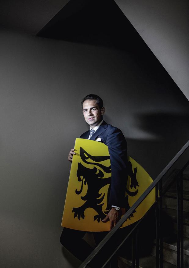 'Hop-hop, De Wever! Zet een tandje bij!'
