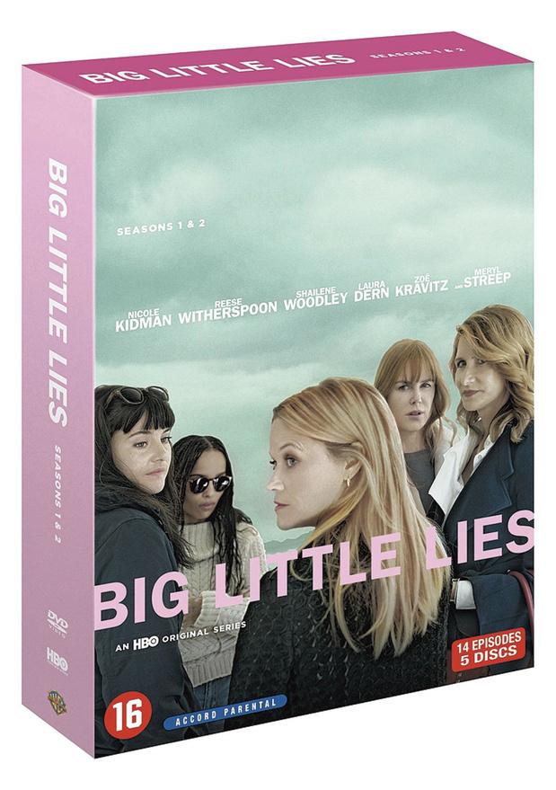 Big Little Lies (saisons 1 et 2)