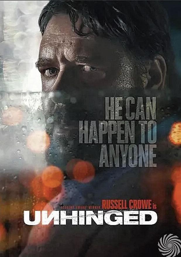 5x dvd Unhinged
