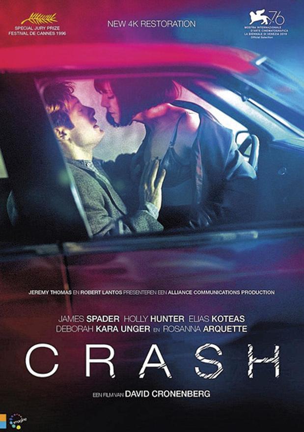 5x dvd Crash