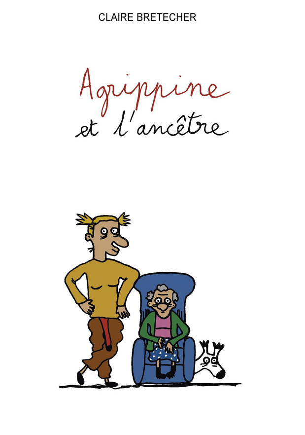 """J'adore la mamie d'Agrippine"""