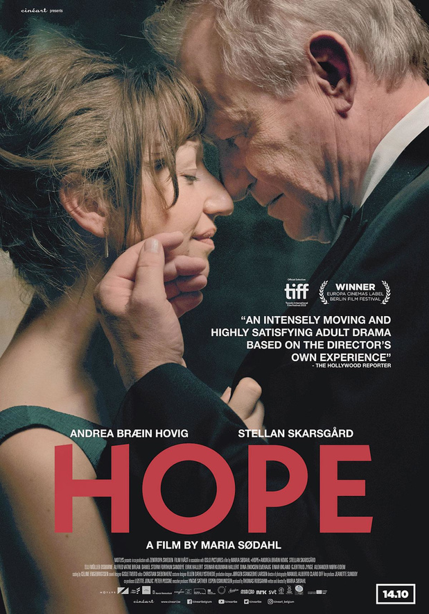 10x2 places pour Hope