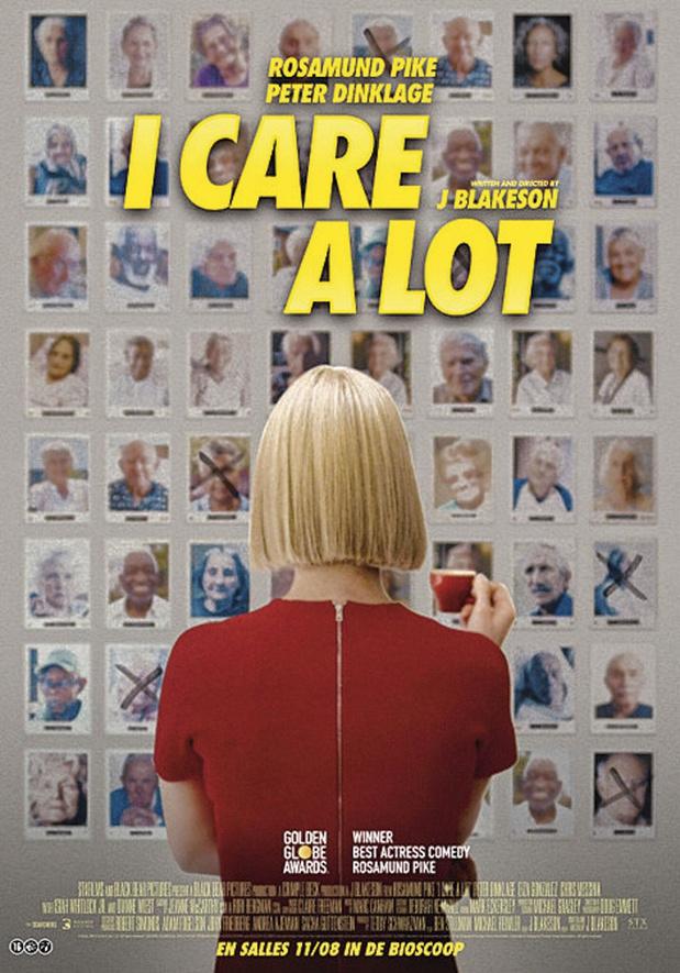 [critique ciné] I Care a Lot: interminable barbotage