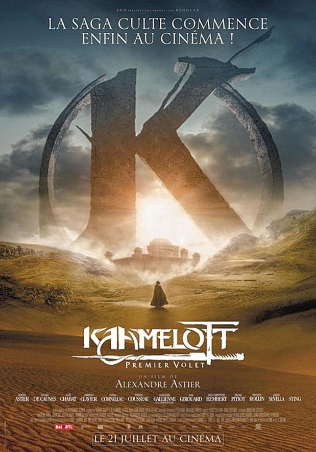 [critique ciné] Kaamelott - Premier volet