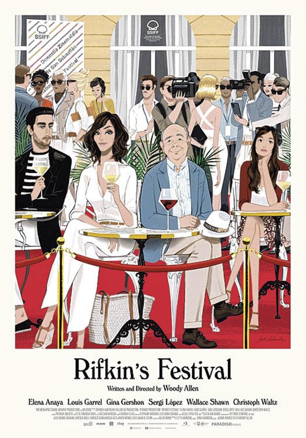 [critique ciné] Rifkin's Festival: charme mélancolique