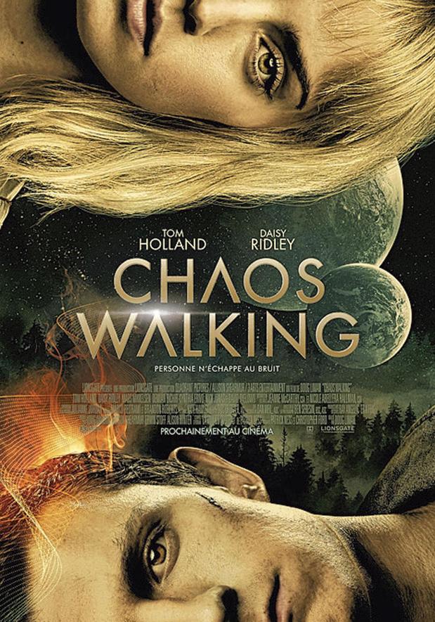 [critique ciné] Chaos Walking: un salmigondis aussi kitsch qu'indigeste