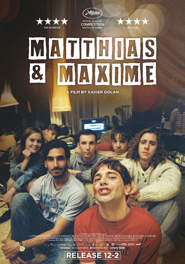 [Critique ciné] Matthias et Maxime, Xavier Dolan en mode mineur