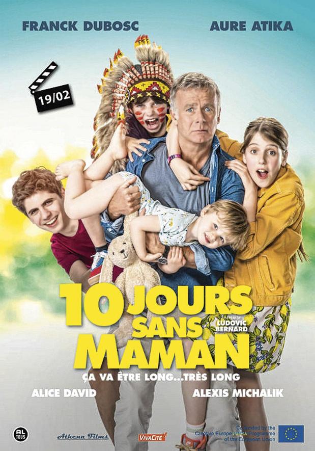 [Critique ciné] 10 jours sans maman, prévisible et usant