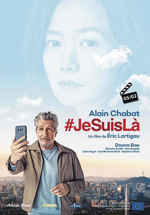 [Critique ciné] #JeSuisLà, un peu court