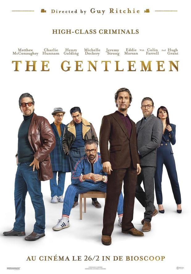 [Critique ciné] The Gentlemen de Guy Ritchie, un polar teigneux et tortueux
