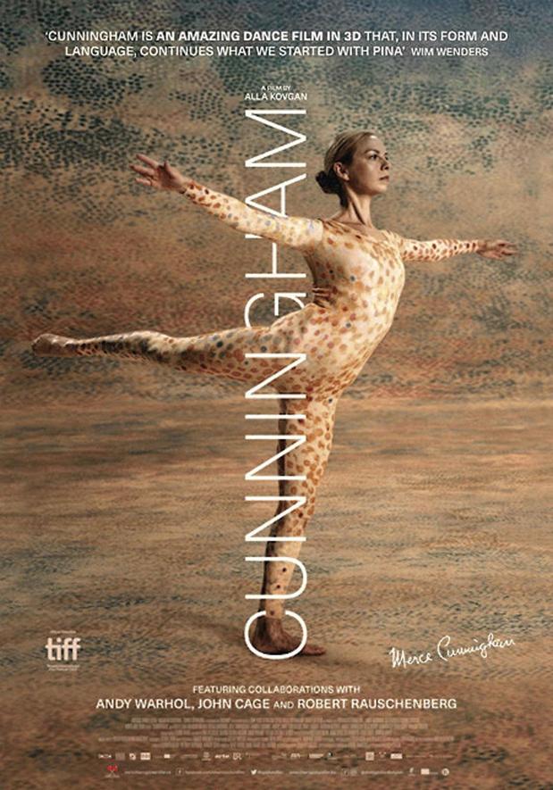[Critique ciné] Cunningham, une fascinante expérience sensorielle
