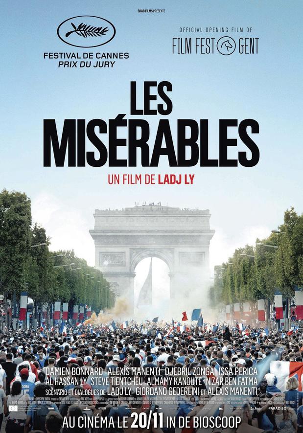 5 codes d'accès VOD pour Les Misérables