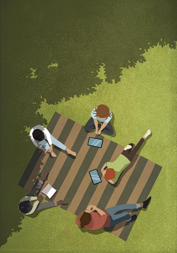 Samen Lezen en gezondheid
