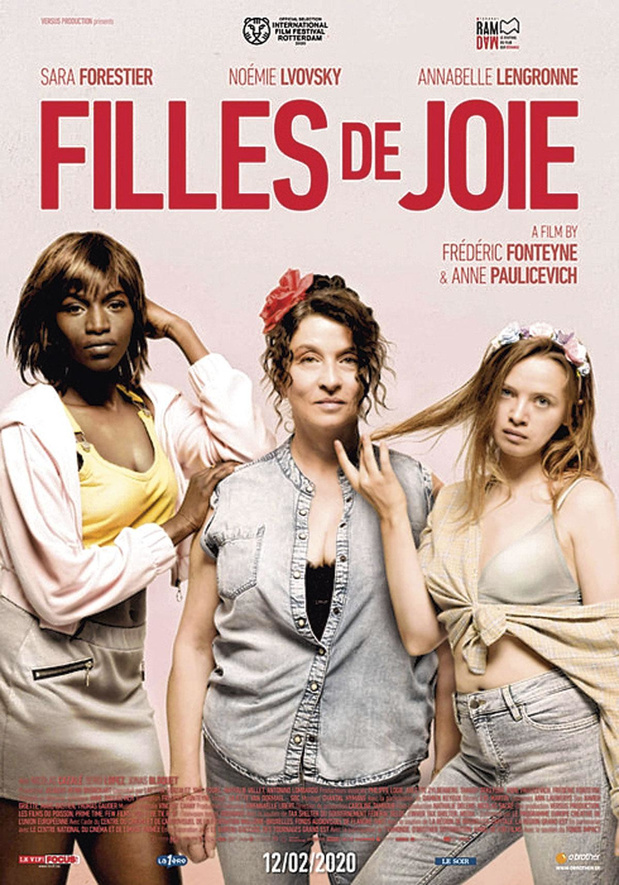 [Critique ciné] Filles de joie, une vision saisissante de la violence sociale et de celle faite aux femmes