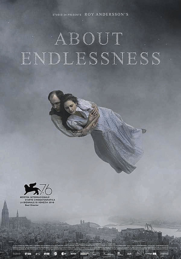 5x VOD About Endlessness
