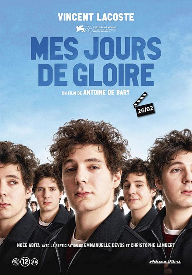 [Critique ciné] Mes jours de gloire, une comédie douce-amère sur le passage à l'âge adulte