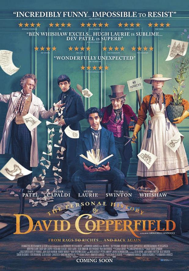 [Critique ciné] The Personal History of David Copperfield, éreintant
