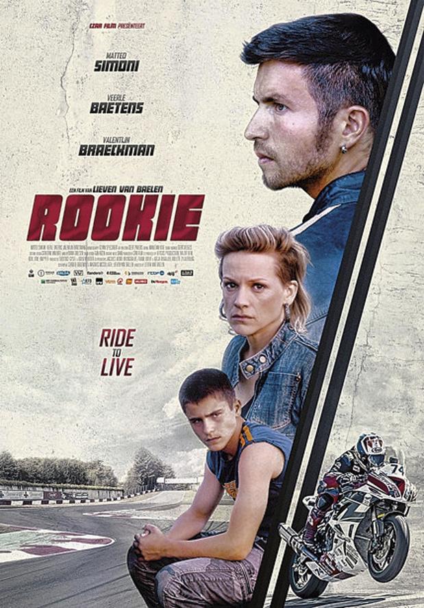 [critique ciné] Rookie: une atmosphère de barakis à la belge qui a ses limites