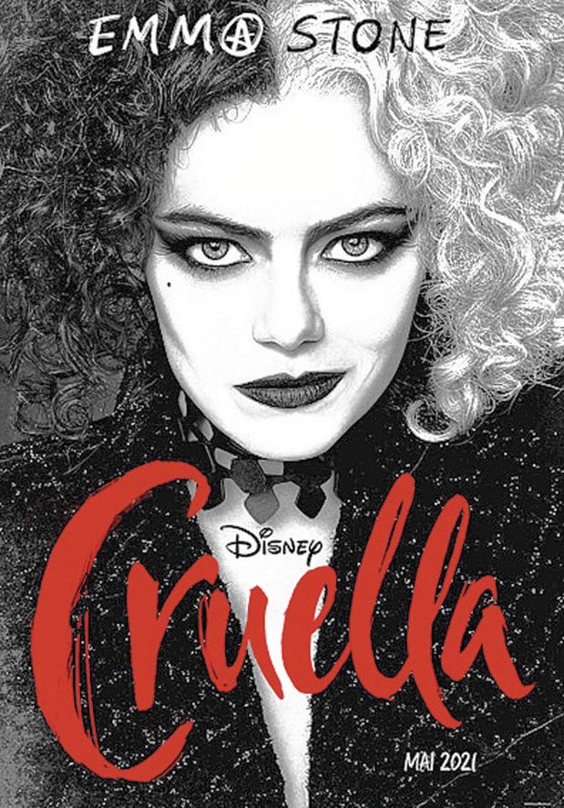 [critique ciné] Cruella, un parfum punk revigorant