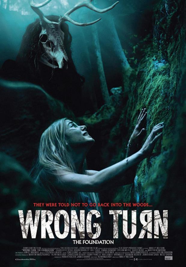 [critique ciné] Wrong Turn, désespérément balisé et rempli de contradictions