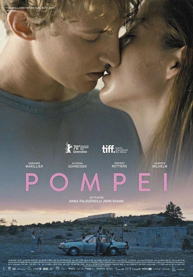 [Critique ciné] Pompei, d'Anna Falguères et John Shank