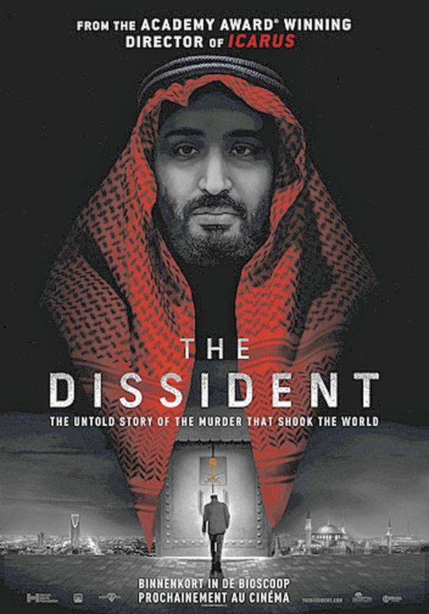 [critique ciné] The Dissident, riche documentaire