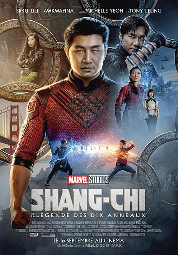 [critique ciné] Shang-Chi et la légende des dix anneaux, sans charme