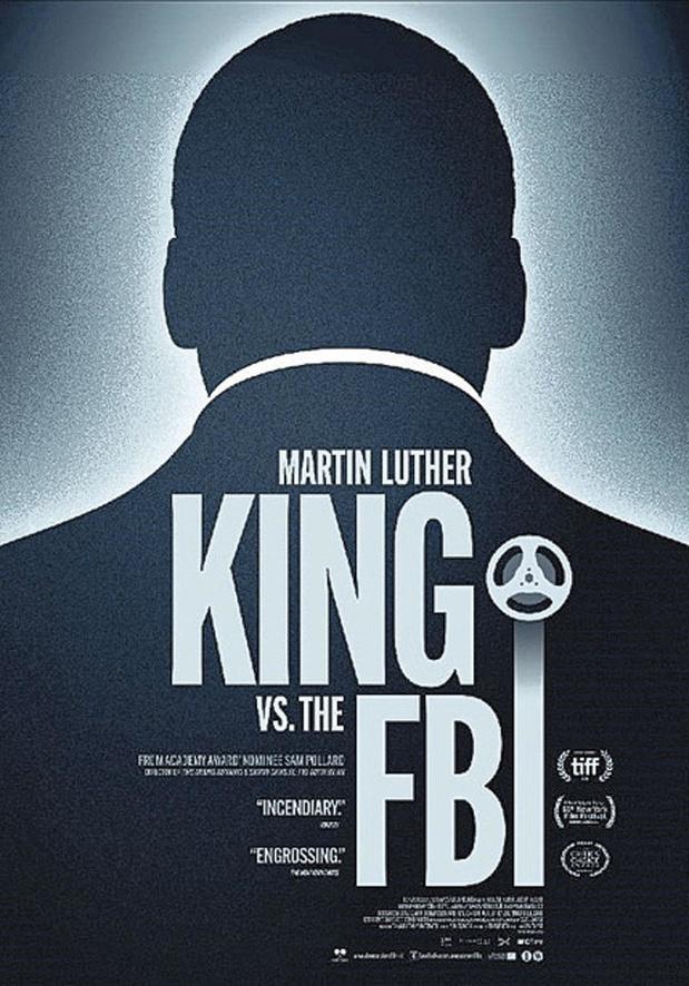 [Le documentaire de la semaine] Martin Luther King vs The FBI: passionnant