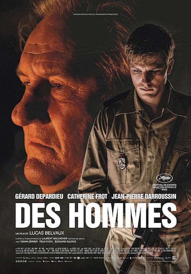 [le film de la semaine] Des hommes, de Lucas Belvaux: un film puissant, grave et utile