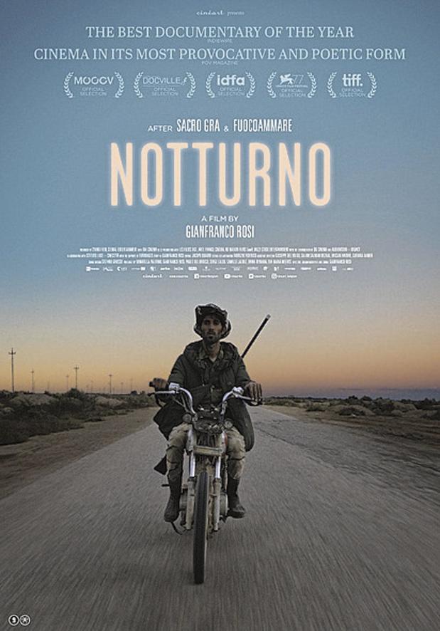 [critique ciné] Notturno, chroniques d'un quotidien âpre et rugueux